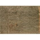 Ashleigh Faux Fur Beige/Black Area Rug Rug Size: Rectangle 10' x 13'