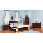 Winstead Storage Platform Bed Size: King, Color: Caramel Latte