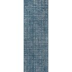 Milivoje Blue Abstract Area Rug Rug Size: Runner 2'7
