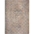 Longwood Attract Brown Area Rug Rug Size: Rectangle 5'4