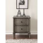 Swapnil 2 Drawer Nightstand