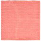 Clatterbuck Orange Texture Indoor/Outdoor Area Rug Rug Size: Square 7'10