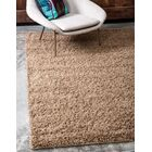 Pauline Brown Area Rug Rug Size: Rectangle 6' x 9'