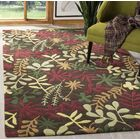 Lockwood Light Dark Brown / Multi Contemporary Rug Rug Size: Rectangle 5' x 8'