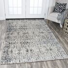 Astley Taupe Area Rug Rug Size: Rectangle 5'3