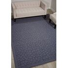 Downridge Hand-Loomed Lagoon Area Rug Rug Size: Rectangle 5'3