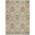 Fairview Beige/Anthracite Area Rug Rug Size: Rectangle 8' x 11'2