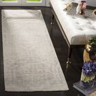 Mellie Hand Tufted Taupe Area Rug Rug Size: Runner 2'3