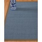 Ivy Border Hand-Woven Gray/Fossil Area Rug Rug Pad Included: No, Rug Size: Rectangle 3' x 5'