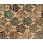 Zakrzewski Hand-Woven Beige/Ocena Area Rug Rug Size: Rectangle 9'6