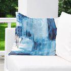 Kingston Indoor/Outdoor Throw Pillow Size: 26