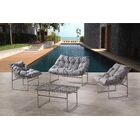 Nappi 4 Piece Sofa Seating Group with Cushions