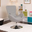 Palisades Lounge Chair Seat Color: Light Gray