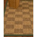 Hearne Hand Woven Brown Area Rug Rug Size: Rectangle 5' X 8'