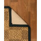 Hearne Hand Woven Brown Area Rug Rug Size: Rectangle 12' x 15'