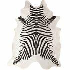 Cherree Hand-Woven Black/White Area Rug Rug Size: 5' x 7'
