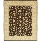 One-of-a-Kind Corrado Hand-Knotted Wool Brown/Beige Indoor Area Rug