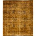 One-of-a-Kind Lorence Hand-Knotted Wool Brown Indoor Area Rug