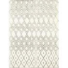 One-of-a-Kind Dillard Hand-Knotted Wool Ivory Indoor Area Rug
