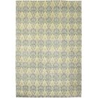 One-of-a-Kind Lobardy Hand-Knotted Wool Gray Indoor Area Rug