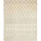 One-of-a-Kind Dillard Hand-Knotted Wool Beige Indoor Area Rug