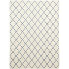 One-of-a-Kind Notting Hand-Knotted Wool Ivory Indoor Area Rug