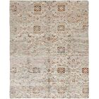 One-of-a-Kind Marchese Hand-Knotted Wool Gray/Brown Indoor Area Rug