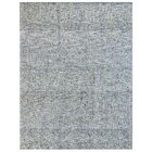 Texture Wool Hand-Woven Blue/Ivory Area Rug Rug Size: 5' x 7'