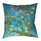 Lei Almond Blossom Floor Pillow Size: 28