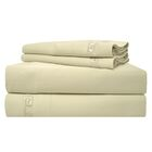 Premium 600 Thread Count Egyptian Quality Cotton Sheet Set Color: Sage, Size: Full