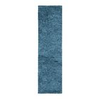 Blaisdell Shag Hand Woven Marina Area Rug Rug Size: Rectangle 6' x 9'