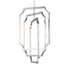 Audrie 6-Light  LED  Pendant Finish: Polished Nickel
