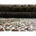 One-of-a-Kind Avonmore Traditional Hand-Woven Wool and Silk Olive Area Rug