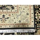 One-of-a-Kind Evert Tabriz Oriental Hand-Woven Wool Blue Area Rug
