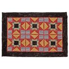 Cherwell Hand Tufted Wool Red Area Rug Rug Size: 2' x 3'