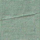 Gingham Checks Bed Skirt / Dust Ruffle Size: Queen