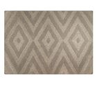 Toulon Handmade Brown Area Rug Rug Size: Rectangle 5'7'' x 7'6''