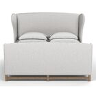 Augustine Upholstered Panel Bed