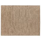 Demani Hand Woven Wool Brown Area Rug Rug Size: Rectangle 10' x 14'