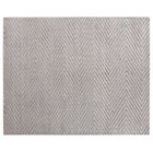Kingsley Hand-Woven Gray Area Rug Rug Size: Rectangle 14' x 18'