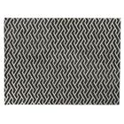 Berlin Charcoal/Ivory Area Rug Rug Size: Rectangle 13'6