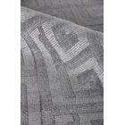 Samara Hand-Woven Gray Area Rug Rug Size: Rectangle 12' x 15'