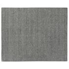Catalina Hand Woven Silk Gray Area Rug Rug Size: Rectangle 8' x 10'