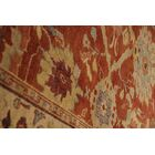 Serapi Hand-Knotted Wool Red/Beige Area Rug Rug Size: Rectangle 9' x 12'