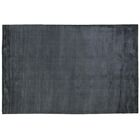 Dove Courduroy Hand-Woven Navy Area Rug Rug Size: 6' x 9'