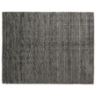 Greek Key Greco Hand-Knotted Wool Dark Gray Area Rug Rug Size: 12' x 15'
