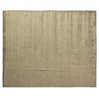 Dove Oxford Hand-Woven Beige Area Rug Rug Size: 12' x 15'