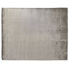 Dove Oxford Hand-Woven Dark Gray Area Rug Rug Size: 10' x 14'