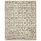 Hanks Hand-Knotted Wool Beige Area Rug Rug Size: Rectangle 6' x 9'