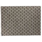 Beige/Silver Area Rug Rug Size: Rectangle 11'6